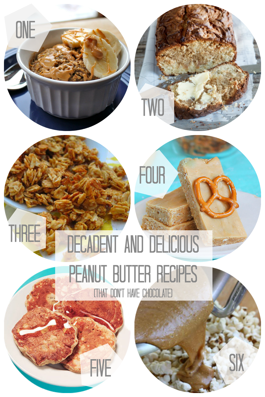 Decadent and Delicious Peanut Butter Recipes