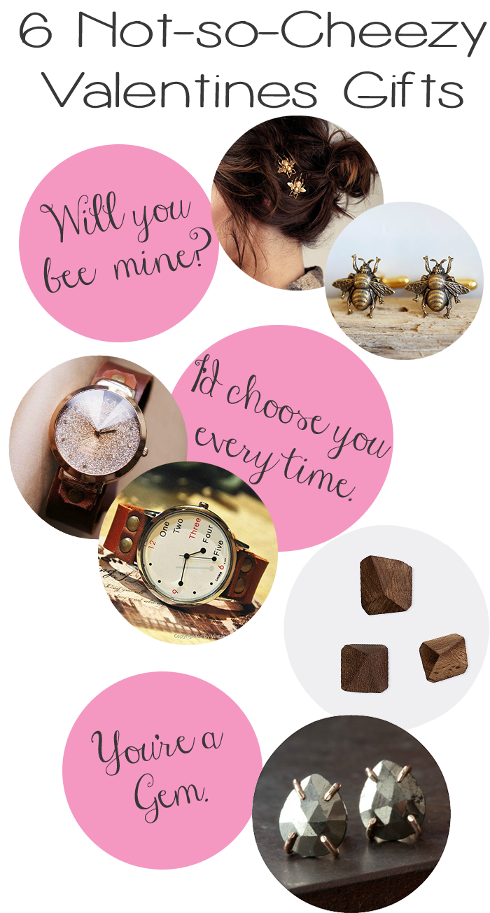 6 Not--So-Cheesy Valentines - lemonthistle.com