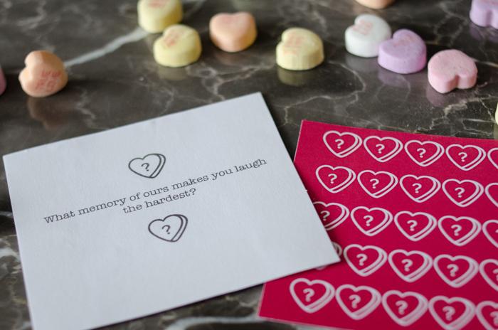 Free Printable Valentines Table Topics - lemonthistle.com