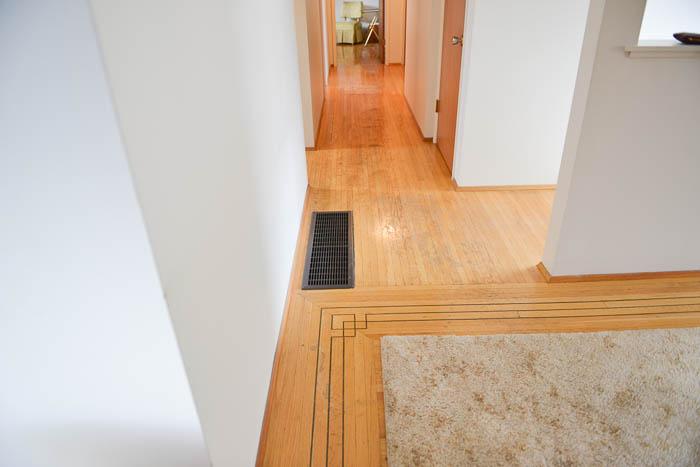 Wood Floor Before - lemonthistle.com