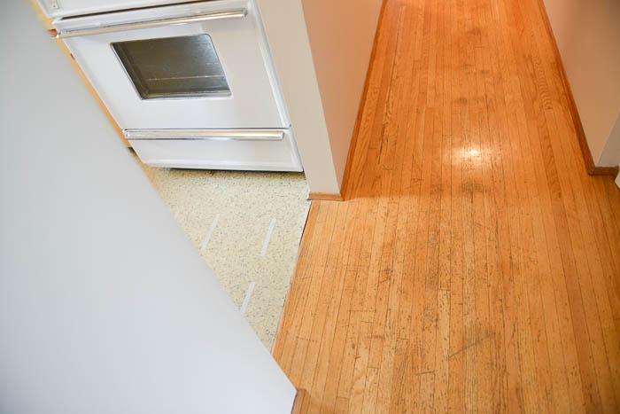 Refinishing Thin Hardwood   Lemonthistle.com