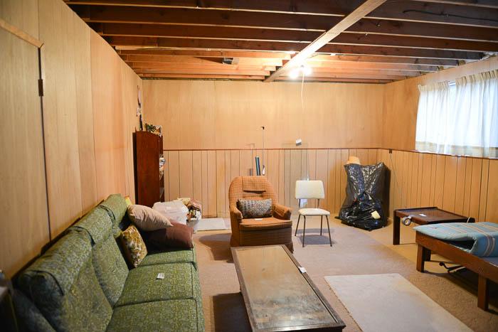 Rec Room Before - lemonthistle.com