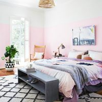 Two Toned Walls Inspiration - lemonthistle.com