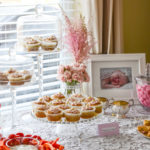 Pearls and Lace Baby Shower & How to Keep Parties Affordable! - lemonthistle.com