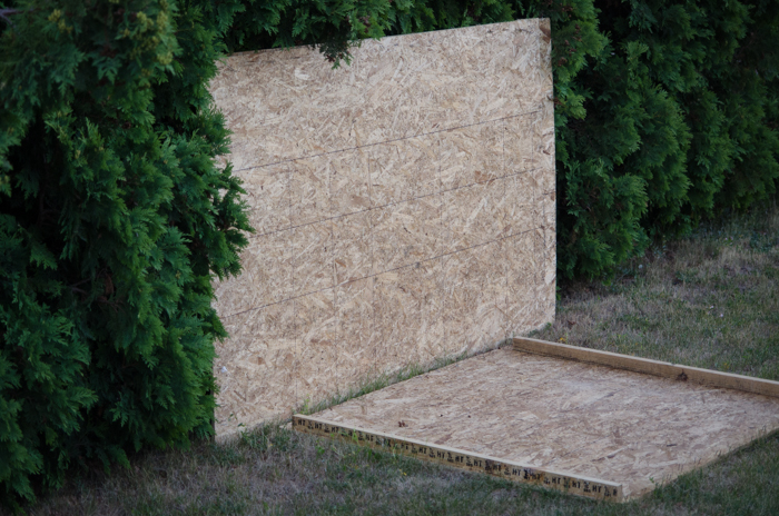 Free Plywood from Pallet Shipping! - lemonthistle.com