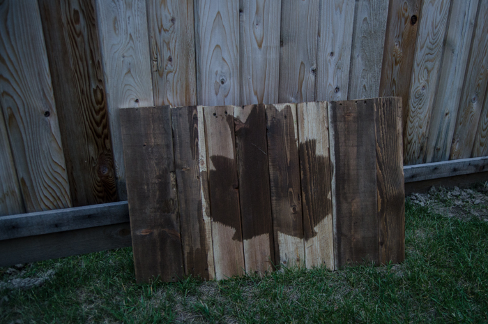 DIY Canada Day Pallet Art! - lemonthistle.com