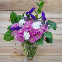 Pretty Up your Grocery Store Florals - lemonthistle.com