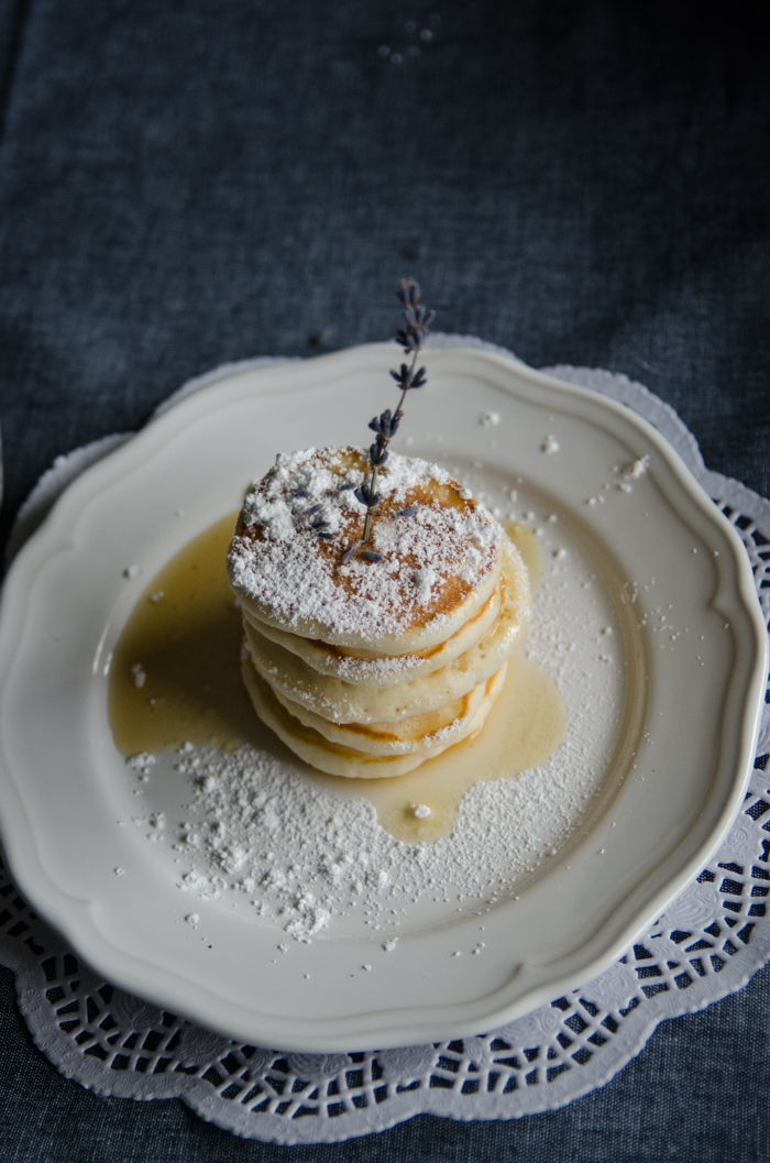 Pretty Little Pancake Party - lemonthistle.com