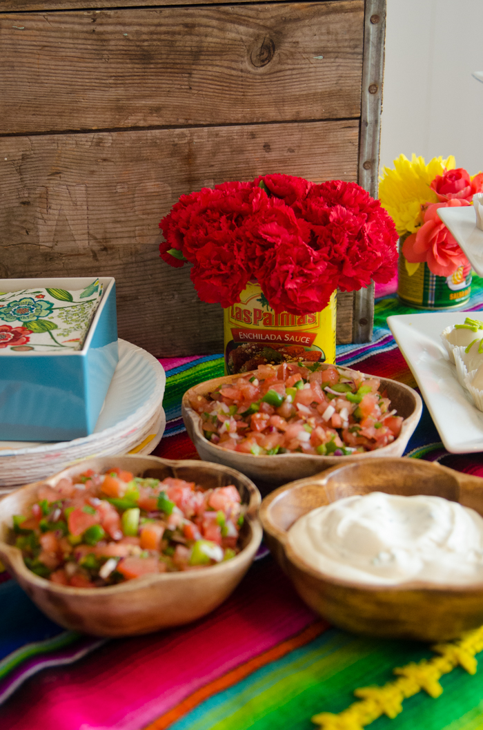 A Fiesta Baby Shower! - lemonthistle.com