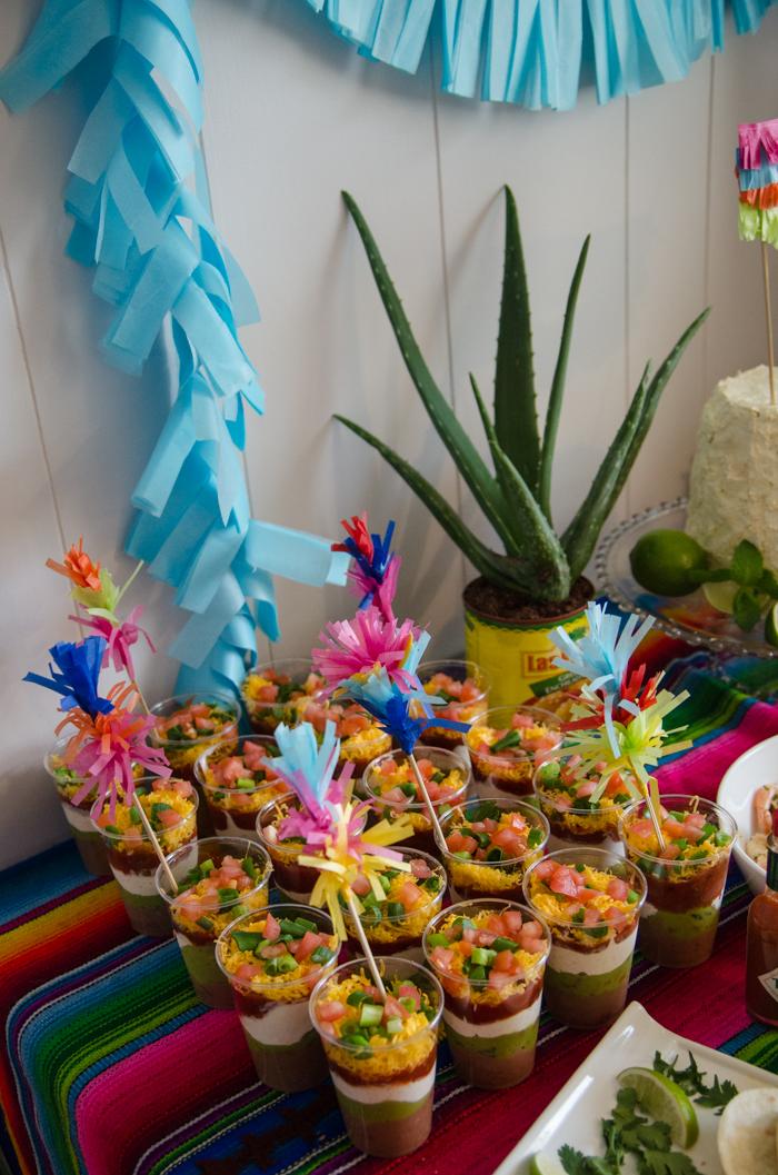 Super Fun Nail Art Ideas 2012: Fiesta! A Super-fun Baby Shower