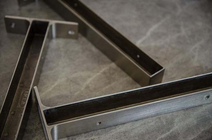 DIY Open Shelving - Ikea hack - lemonthistle.com