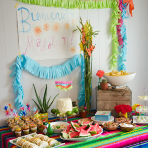 Fiesta! A Super Fun Baby Shower