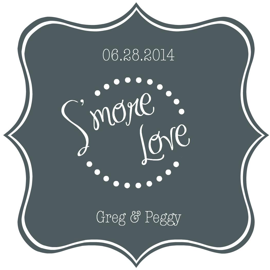 S'more Love Tags - lemonthistle.com