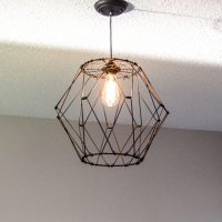 How to Wire a Ceiling Light! - lemonthistle.com