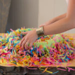 Video DIY: Confetti Wreath