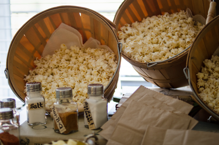 Love this super cute baby shower idea! I love popcorn- this would make such a fun shower snack.