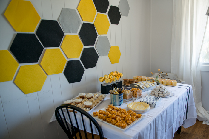 DIY First Beeday Party