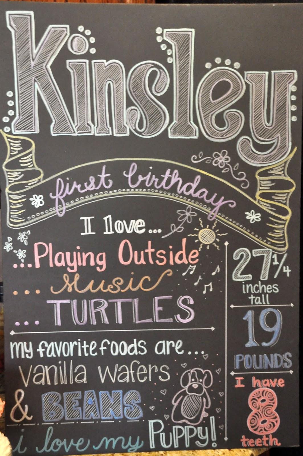 Fun theme! First Beeday Party Inspiration