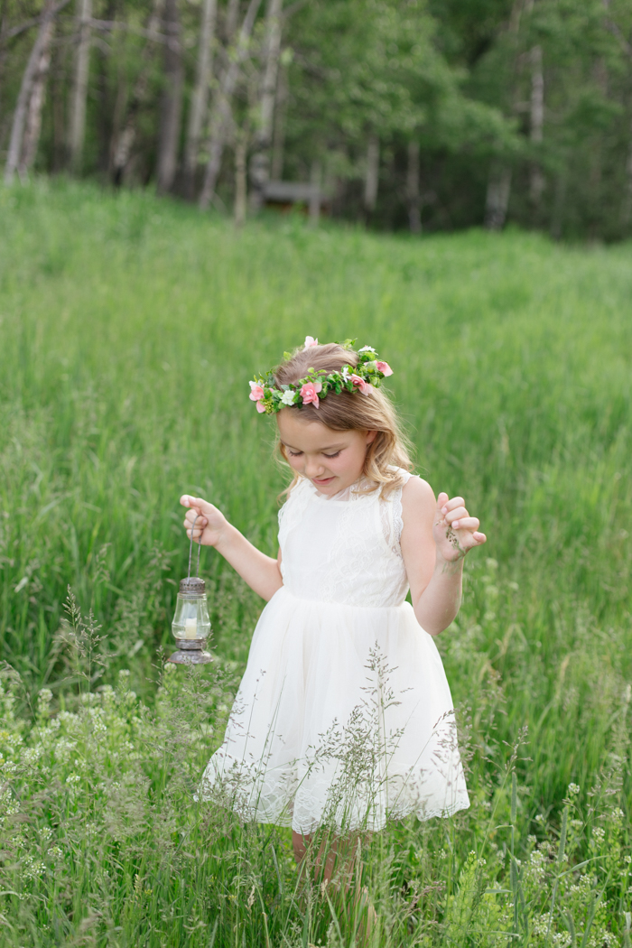 Sweet and Magical little Girls Photo Shoot for a Birthday!