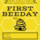 Love this First Beeday Invitation - Free Printable