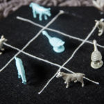 DIY Farm Animal Tic-Tac-Toe