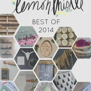 LEMON THISTLE BEST OF 2014