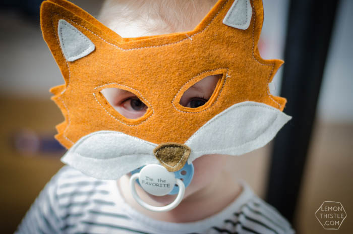 diy felt animal masks 6 free printable templates