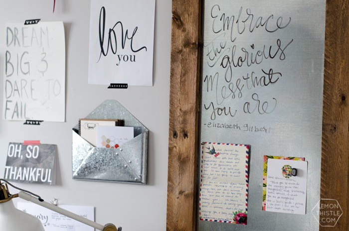 Practical tips for a workspace that inspires you
