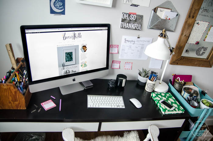 Practical Tips to a workspace that inspires you
