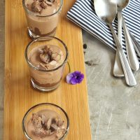 Cheaters Easter Egg Chocolate Mousse- YUM!