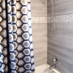 DIY Extra Long Custom Design Shower Curtain