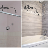 Bathroom Reveal on Remodelaholic