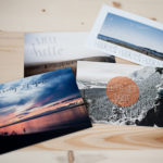 Postcard Collaboration: Freebie, Giveaway AND Products