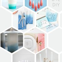 8 Dip Dye DIYs to Try... I love the ombre look! I have to try some of these
