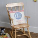 DIY Vintage Oat Sack Pillow