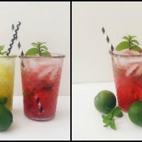 Refreshing Raspberry Mojito Recipe