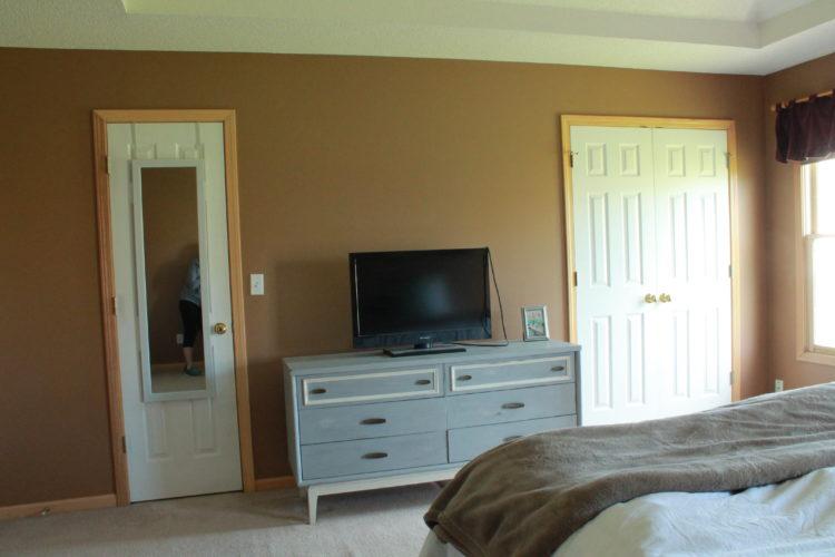 Breezy Bedroom Before Photos