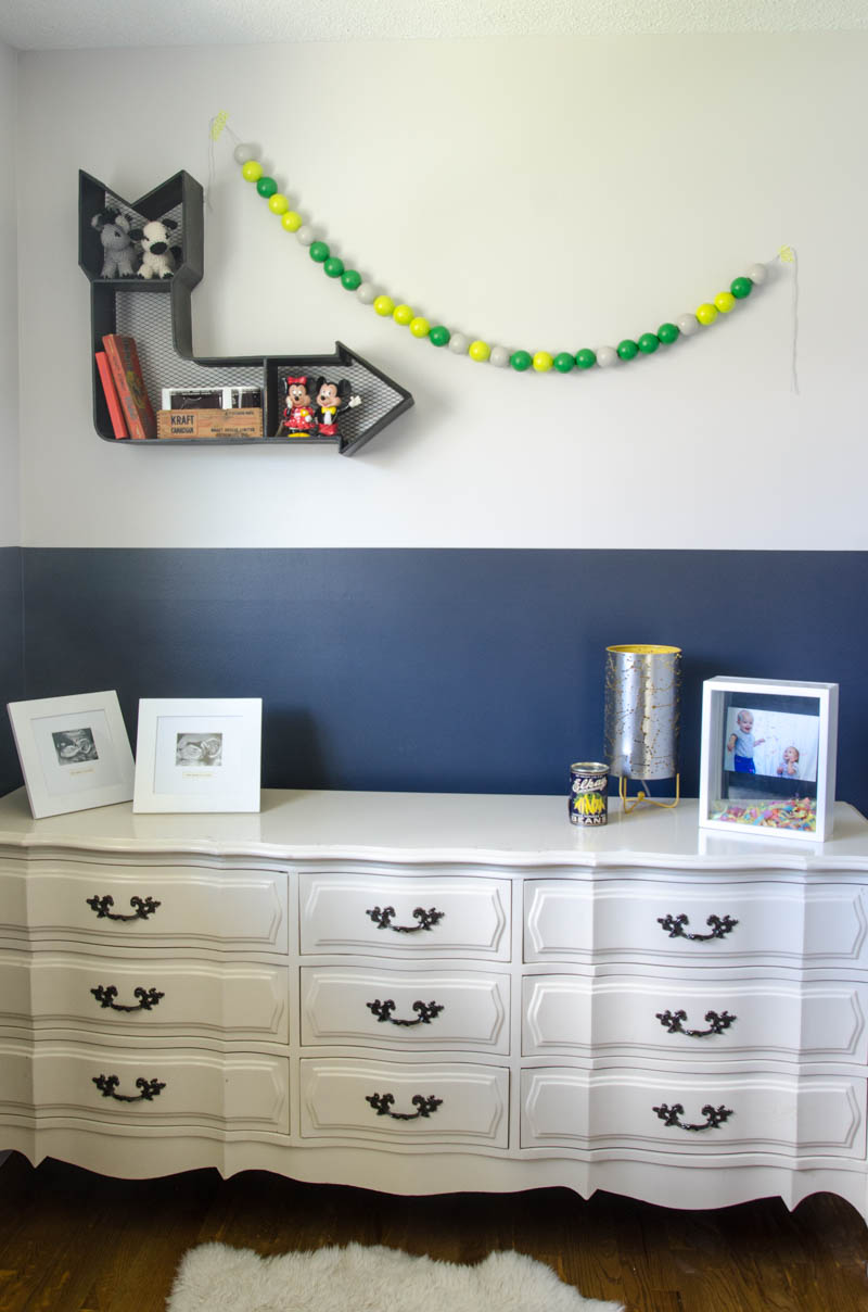 Boy Girl Twin Nursery // gender neutral but not boring!