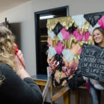 Dream On: Instax Photo Booth & Fringe Backdrop