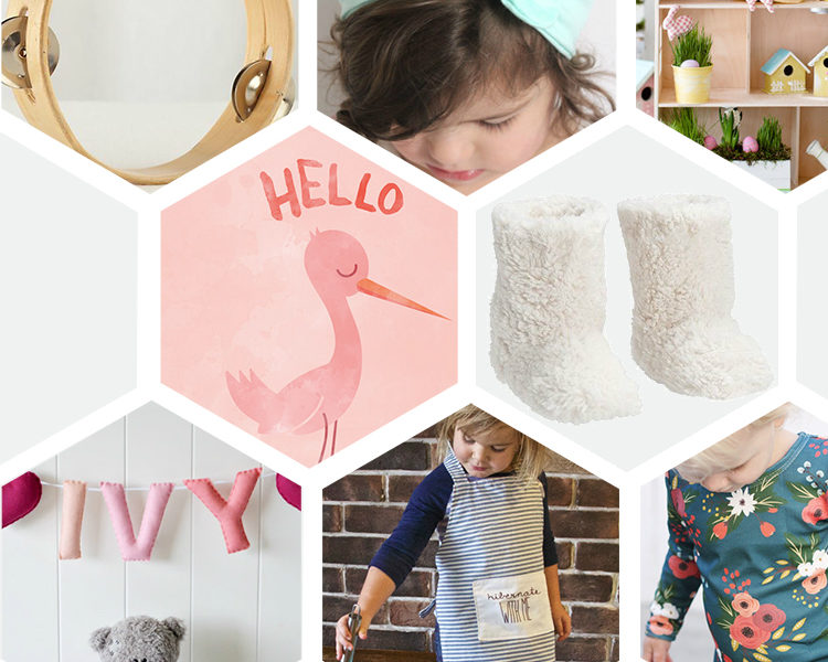 Gift Guide for Toddler Girls age 1-3 to make holiday shopping easy!