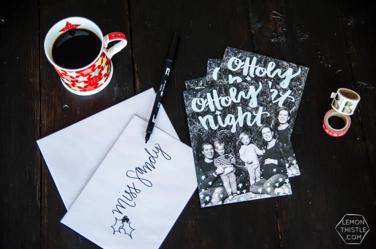 O Holy Night Holiday Cards