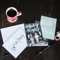 O Holy Night Holiday Cards