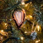 DIY Gemstone Ornaments