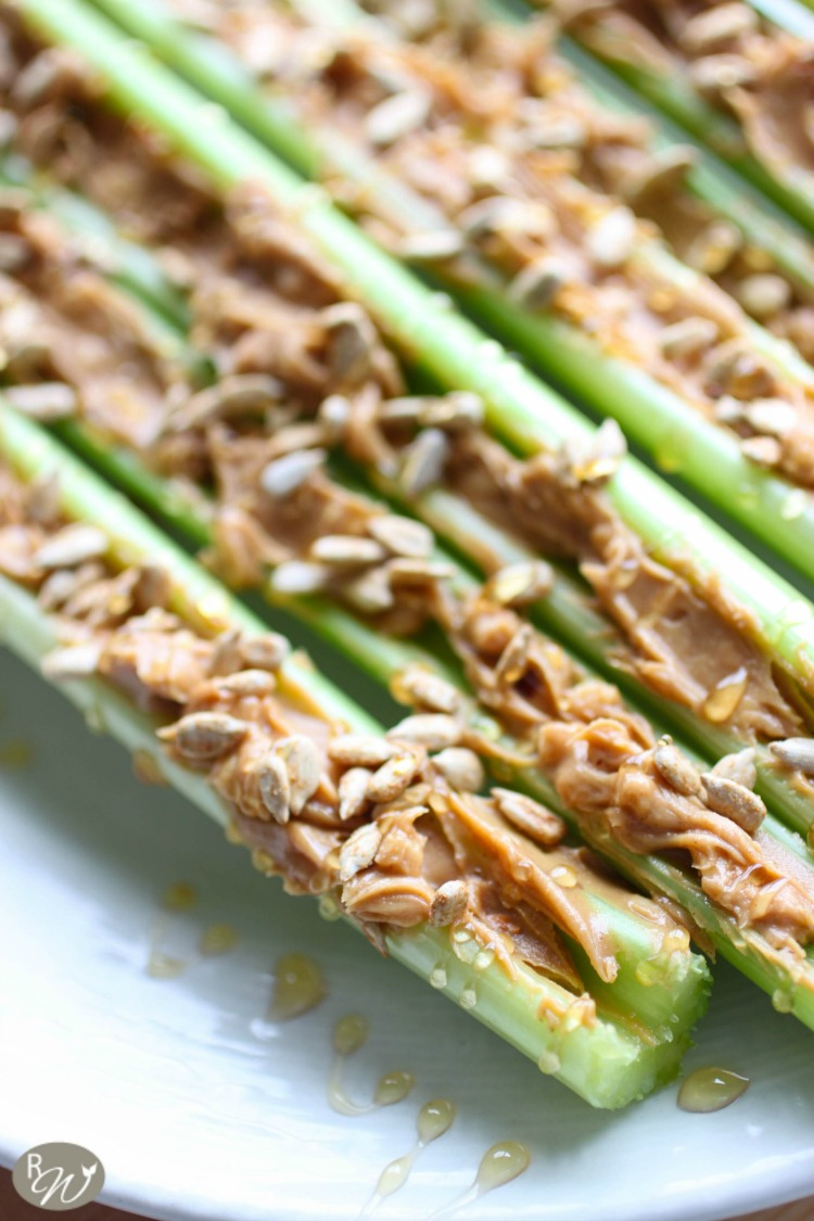 Delicous Celery Snacks with a Twist!