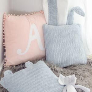 DIY Animal Ear Pillows- adorbs!