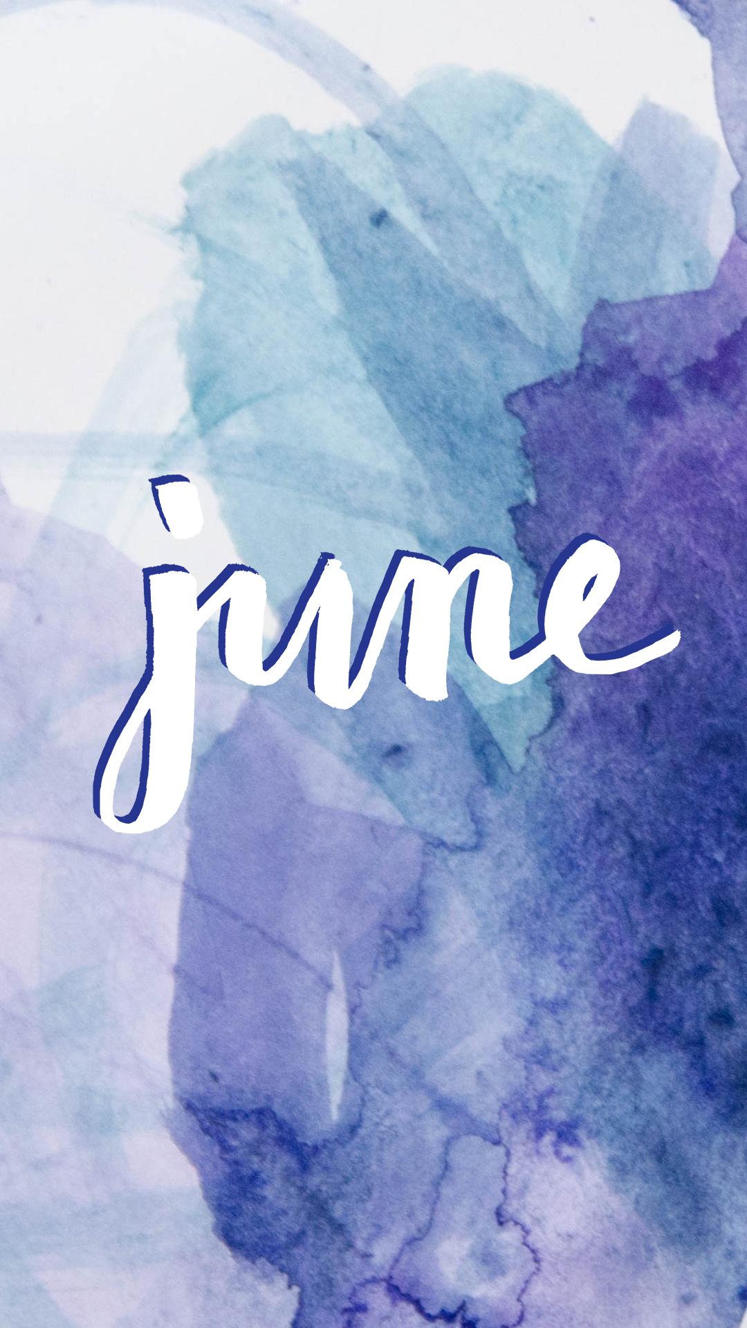 June Calendar Desktop Wallpaper : By doing what you love tech wallpapers for june lemon