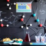 DIY Science Grad Party & Tips for a Stress Free Party