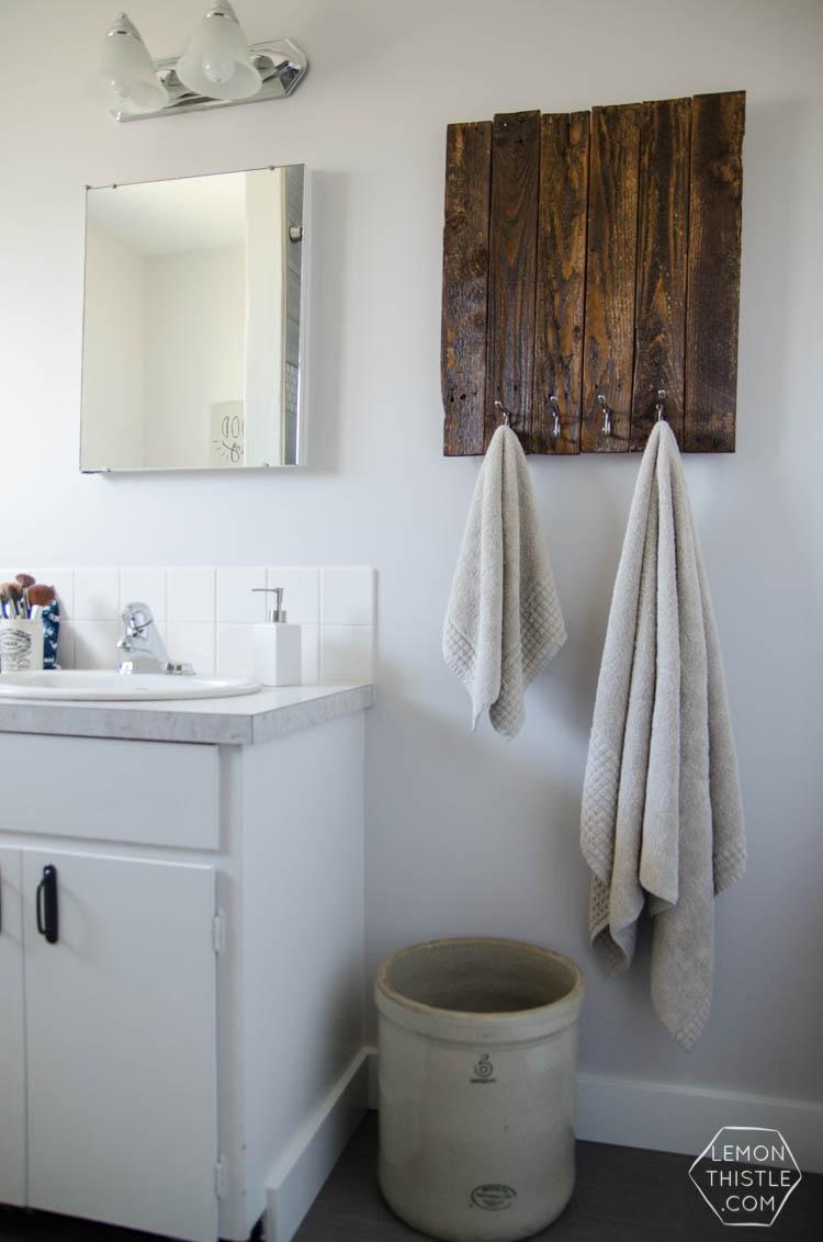 Diy Bathroom Renovations: A DIY Bathroom Renovation (Phase1.5)