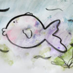 Magic Scales Printable Fish Painting Activity