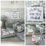 Entertain: Tea Station with Printables